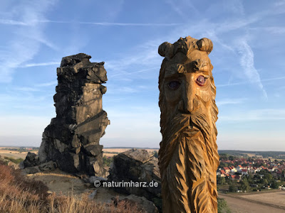 Stempelstelle 188 der Harzer Wandernadel