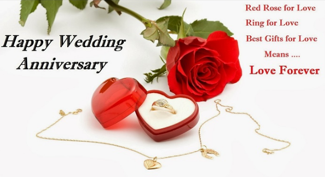 good happy wedding anniversary messages
