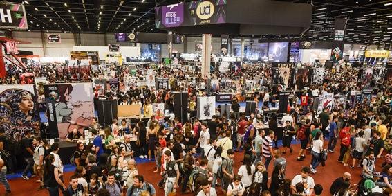CCXP Comic Con