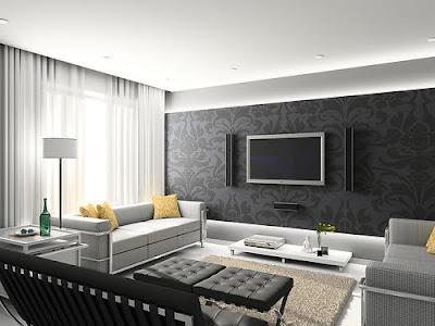 Atractivas y Elegantes ideas de Diseño de Living Room o ...