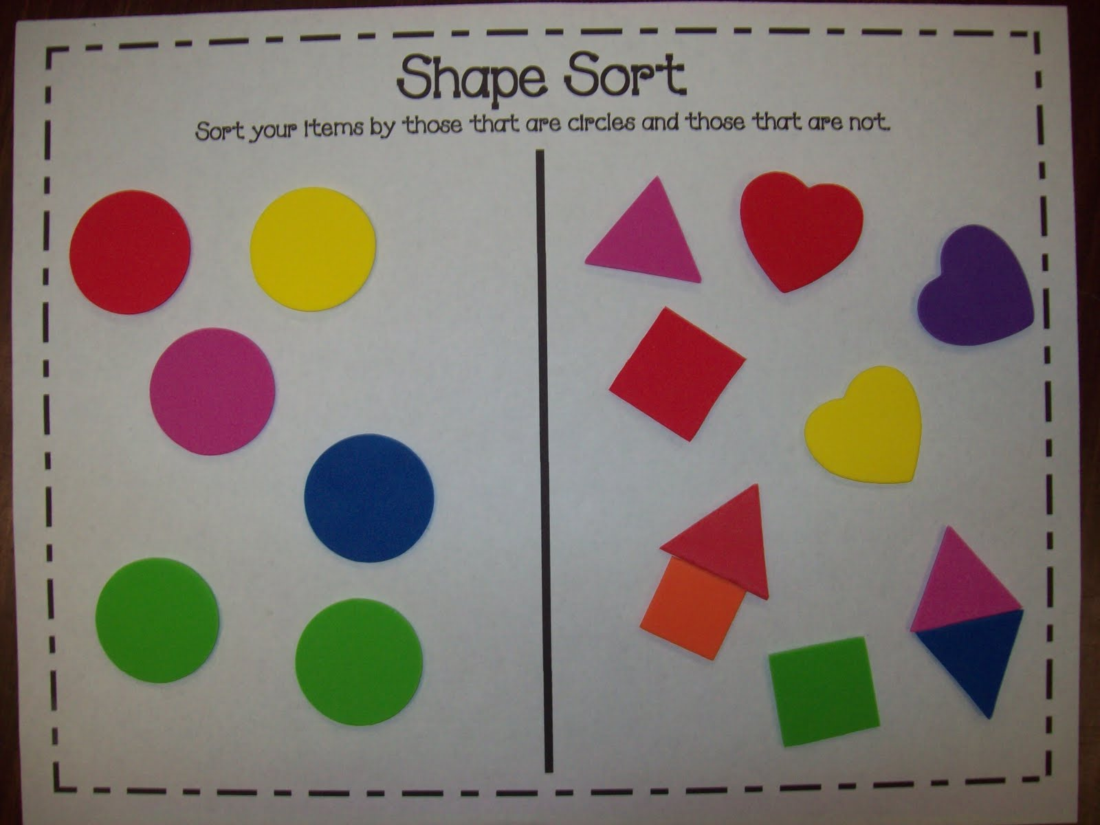 sorting 3d shapes venn diagram vz wiring radio chalk talk a kindergarten blog circle inspired math