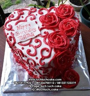Romantis Cake Ulang Tahun dan Anniversary