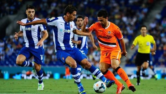 Prediksi Espanyol vs Valencia  Liga Spanyol