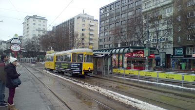 vienna tram