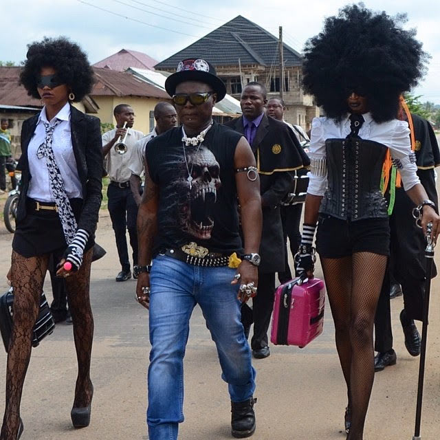 Fine Girl No Action, Charly Boy writes