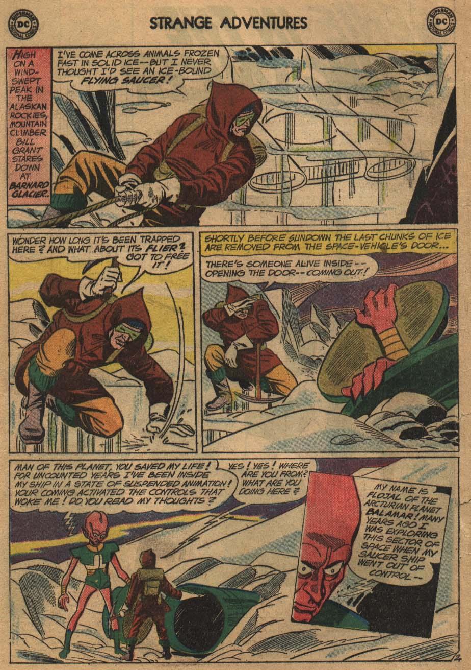 Strange Adventures (1950) issue 106 - Page 4