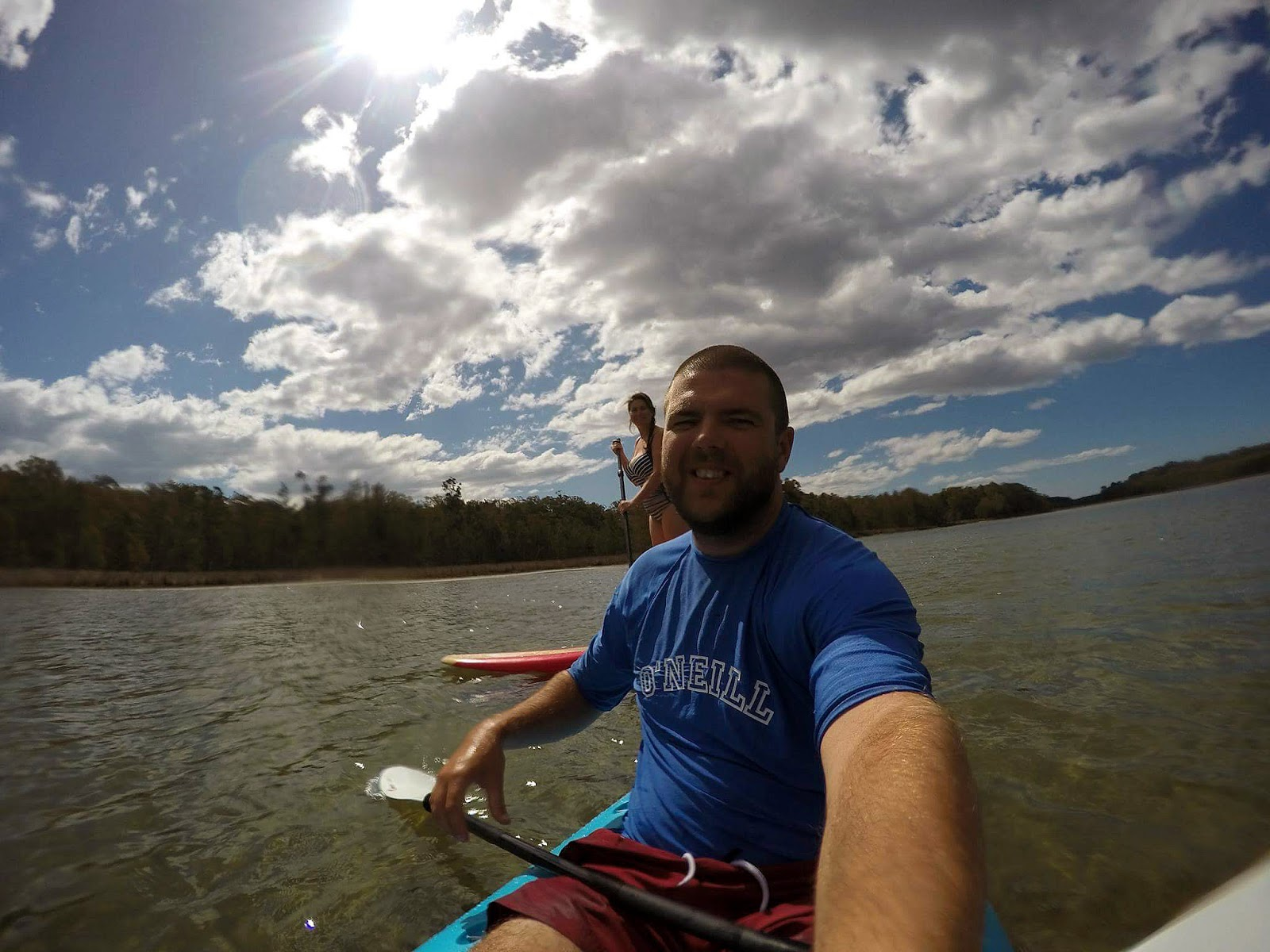 Kayak and Stand up Paddle boarding Port Macquarie