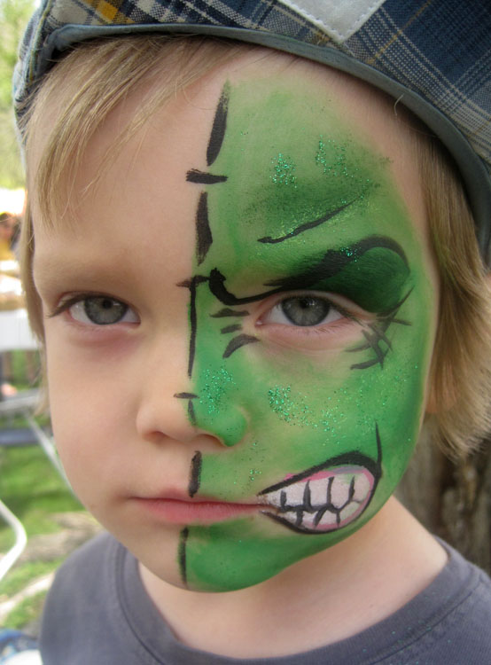 Face Painting Fun by Mary: May catch-up