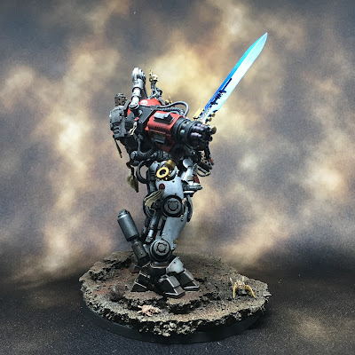 Grand Master in DreadKnight Armor final right side