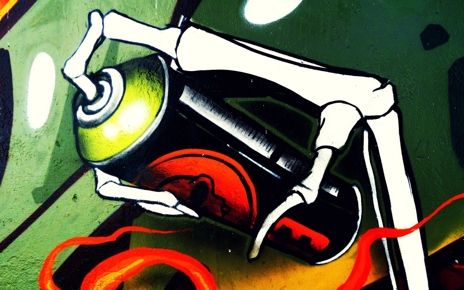 Graffiti Whatsapp Wallpaper