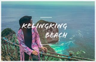 Devasetiawan.com - Kelingking Beach, Nusa Penida