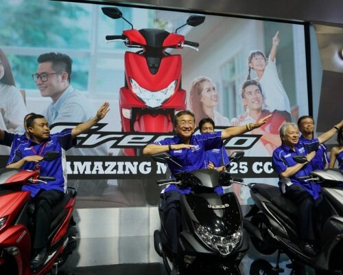 Yamaha Resmi Launching FREEGO The Amazing Matic