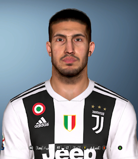 PES 2017 Faces Emre Can by Shenawy