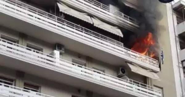 Θεσσαλονίκη: Αναζητείται ο γιος του 86χρονου που κάηκε ζωντανός