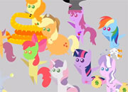 My Little Pony Tontas Maneras de Morir