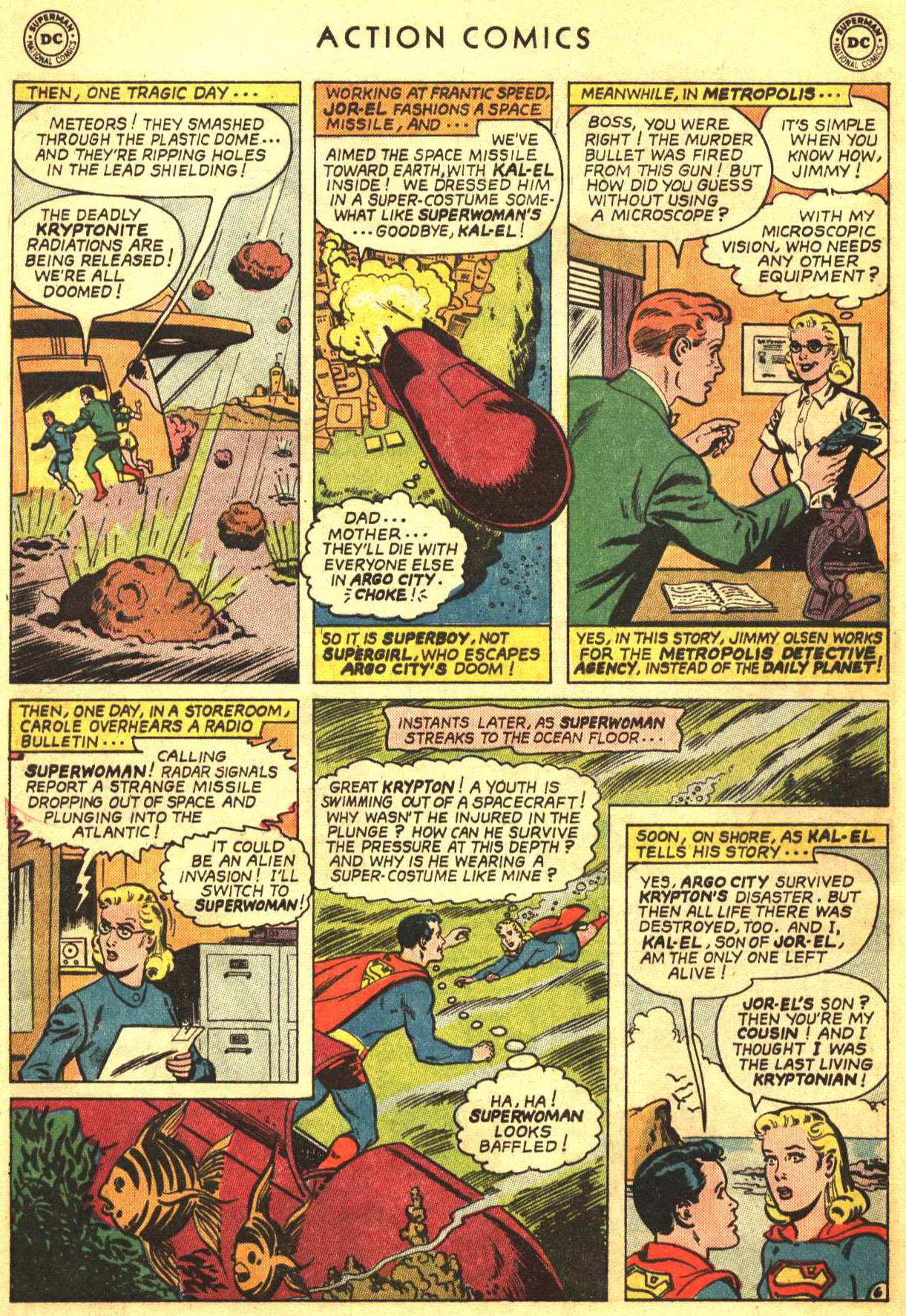 Read online Action Comics (1938) comic -  Issue #332 - 24