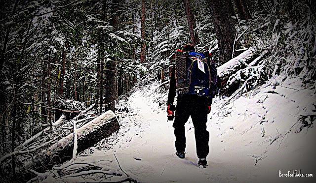 Vibram Spyridon snow