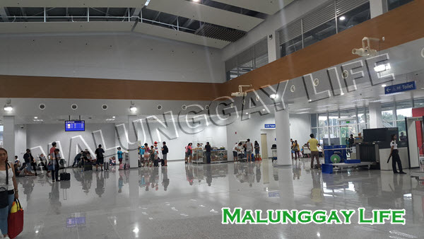 New Puerto Princesa International Airport