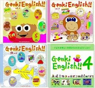 bf47bf4405655ada0e2016683e9ced36 Primary School English Games, Songs (Interactive Genki English CD)