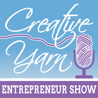 Creative Yarn Entrepreneur Show podcast by Marie Segares