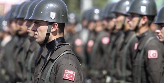 Περισσότερους από 40 χιλ. στρατιωτικούς-σπουδαστές εκδίωξε ο Ερντογάν