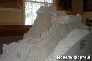 Модель фортеці