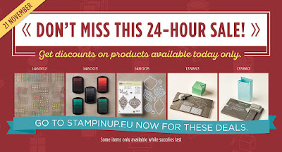 Stampin Up! UK Idependent Demonstrator Susan Simpson, Craftyduckydoodah!, Online Extravaganza November 2016, Supplies available 24/7,