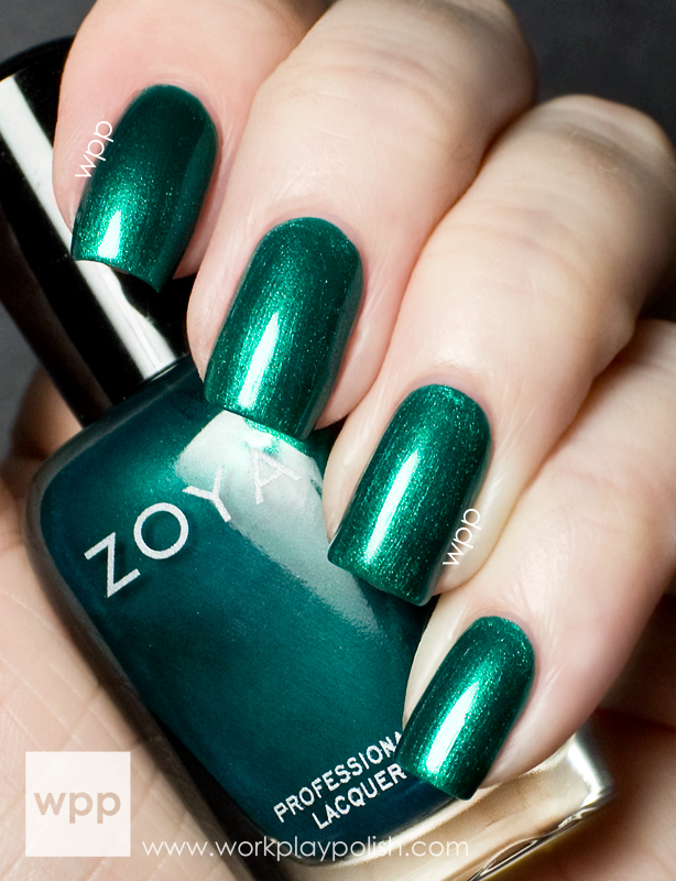 Zoya Giovanna from the Satins Collection