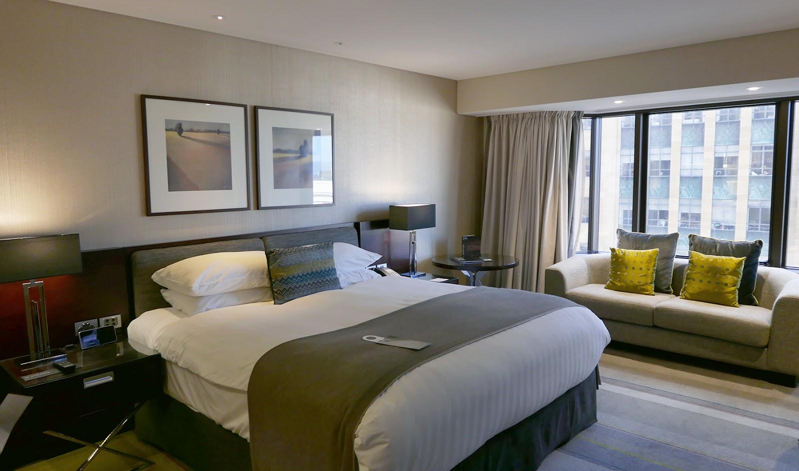 Euriental   luxury travel & style   Intercontinental Wellington, New Zealand