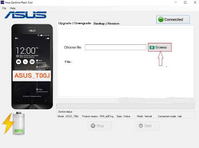 شرح ،كيفية، استخدام ،أداة ،how، to، flash، using، ASUS، Zenfone ،Flash، Tool ،الخاصة ،بأجهزة  ،ASUS