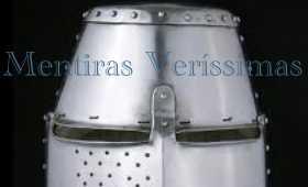 Ocularium: os orifícios dos capacetes dos cavaleiros. Era assim que enxergavam