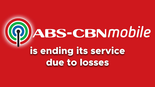 ABS-CBN Mobile is ending its service due to losses | PinoyTechSaga