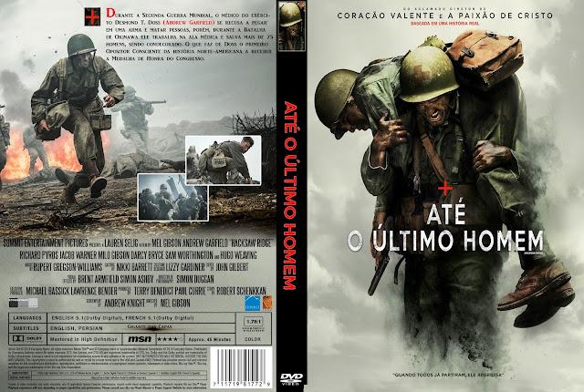 Capa DVD Até O Último Homem