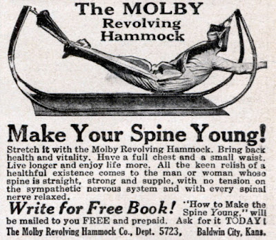 The MOLBY Revolving Hammock