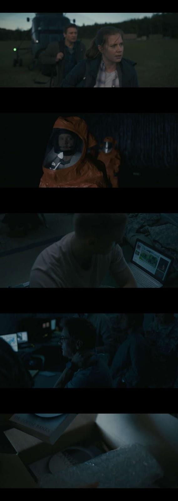 La llegada (2016) HD 1080p Español Latino