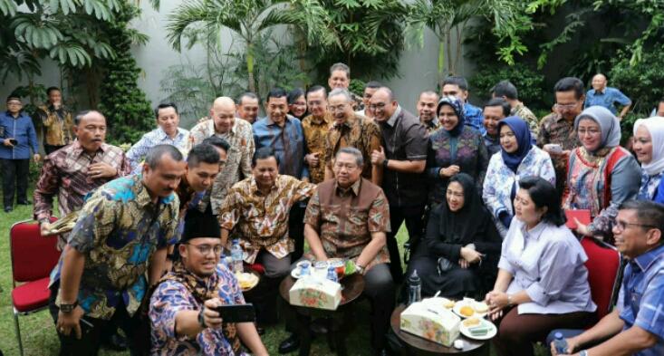 Duka Prabowo untuk Korban Tsunami Banten dan Lampung