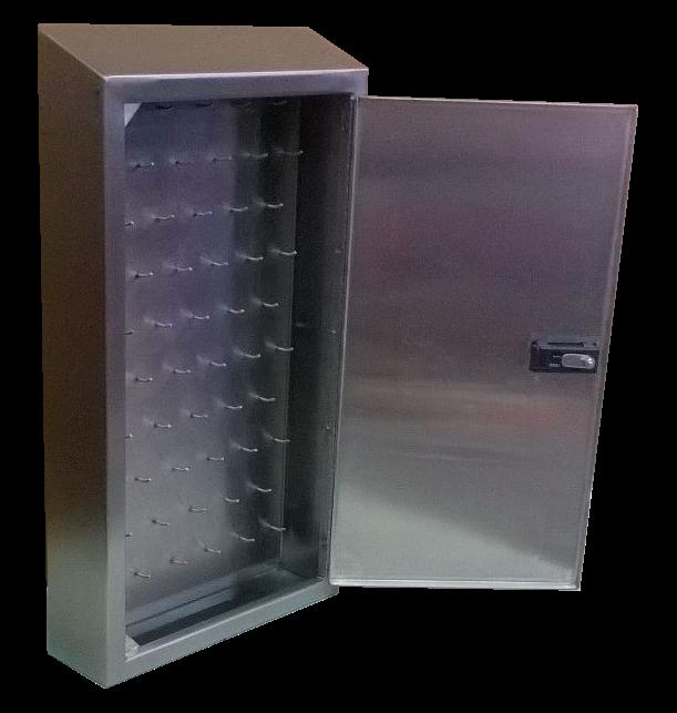 Kotak gantungan kunci (keybox stainless) - Jaya Stainless ...