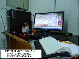 fire alarm monitoring and control