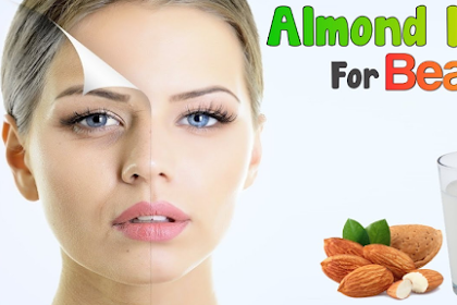 The Routine Benefits of Eating Almond Milk for Beauty