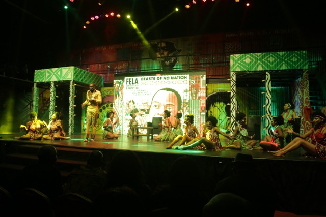 MTN Foundation celebrates Fela?s Legacy with sponsorship of Fela and the Kalakuta Queens Play