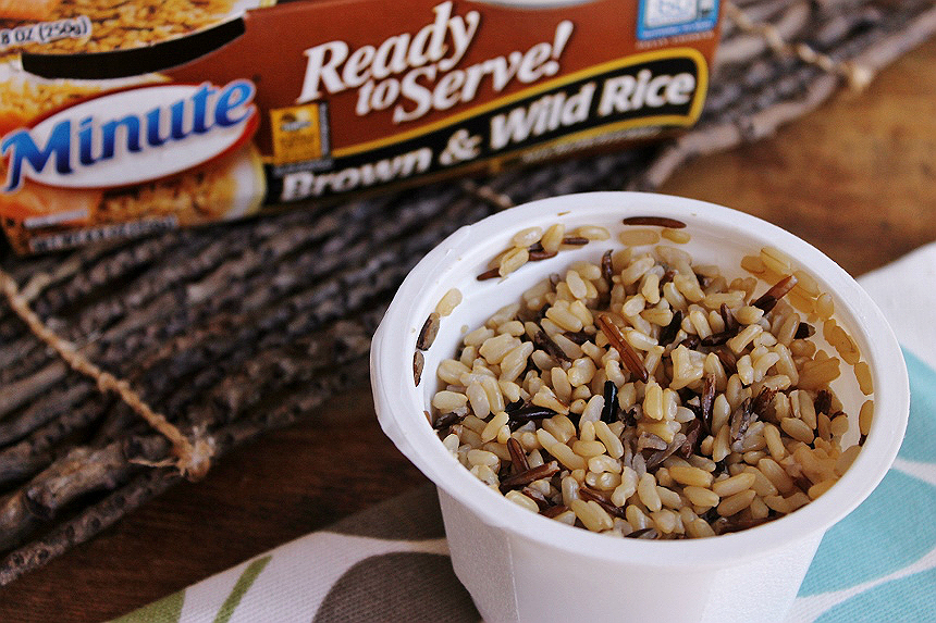 Minute Rice Ready To Serve Cups make a quick and portion ready option when you're grabbing lunch on the go or cooking for one. Look for them in many varieties such as Brown & Wild Rice, Fried Rice, and NEW Basmati Rice. #MixInMinute #ad