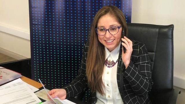 Paulina Concha Ferrada