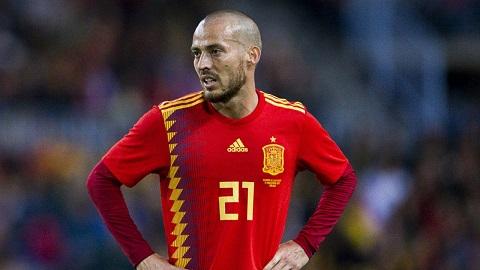 Sau 12 năm cống hiến, Silva đã quyết định nói lời chia tay màu áo đội tuyển quốc gia