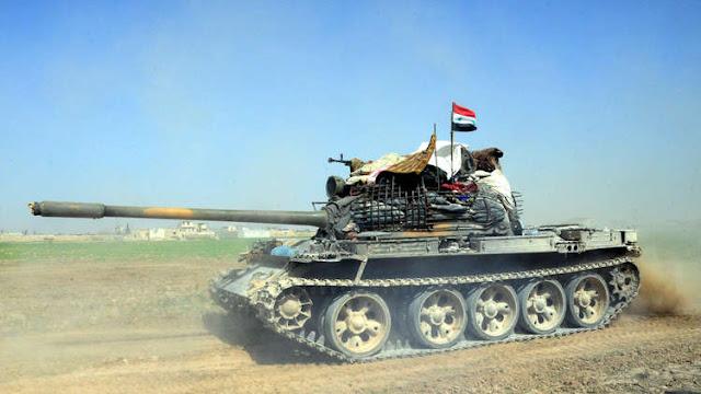 الخبير العسكري الهولندي فان كوين لفصائل درعا...ويحكم مما ينتظركم !!