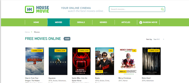 House movies Best Websites To Watch Free HD Movies And TV Series Online For PC And Mobile Phones