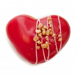 Пончик «Любовь»