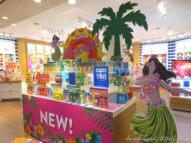 Bath & Body Works at Beachwalk, Kuta, Bali