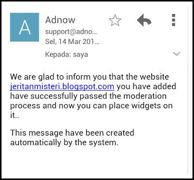 Email adnow
