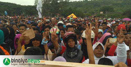 BAILEO Janji Pindahkan Ibukota Provinsi ke Pulau Seram