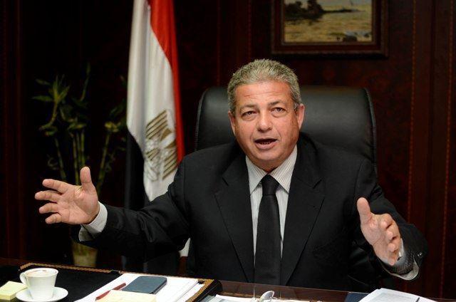 وزير الرياضة يؤكد إنفراد (الزمالك الان) الأمن وافق علي حضور 30 الف مشجع للأهلي و إدارة الزمالك طلبت حضور 5 الاف فقط